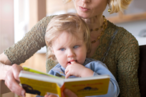 read to toddlers